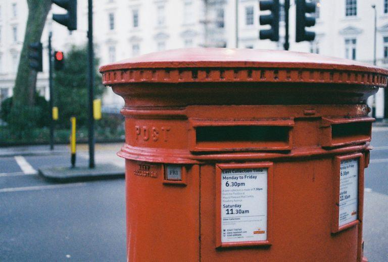Envoyer de l'argent par la poste